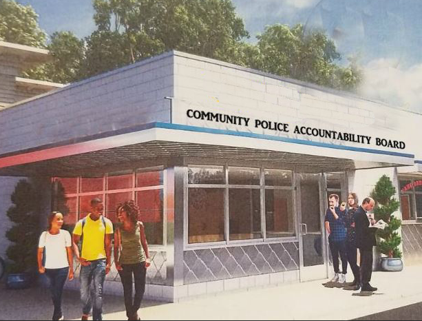 Picture of Community Police Accountability Board Building